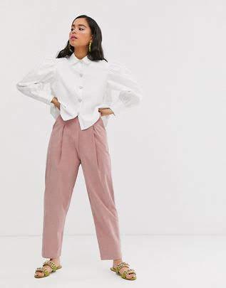 Вельветовые зауженные брюки для женщин. Крупный и мелкий вельвет. Все цвета. Размеры 42-72+