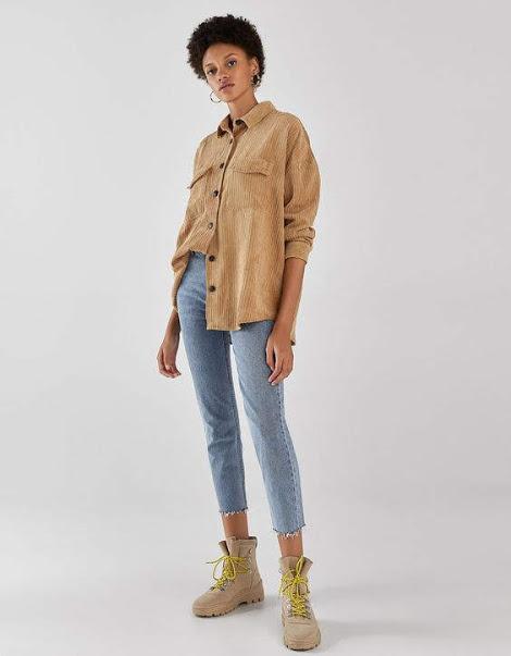 Женские вельветовые рубашки с карманами. Крупный и мелкий вельвет. Все цвета. Размеры 42-72+